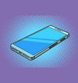 smartphone phone gadget vector image