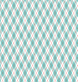argyle background pattern vector image vector image