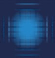 Blue Lines Abstract Background vector image