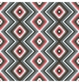 Ethnic ornament geometric seamless pattern vector image