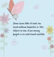 floral pattern Doodle vector image