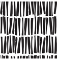 Seamless pattern with hand drawn vertical lines vector image