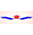 Arrows Background vector image
