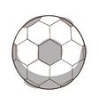 football soccer ball icon image vector image vector image