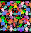 tribal colorful abstract seamless pattern vector image
