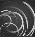 abstract monochrome grayscale background with vector image