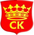 coat of arms of kielce in swietokrzyskie vector image vector image