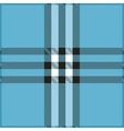Plaid texture background vector image vector image