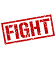 fight stamp vector image