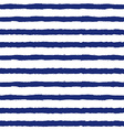 Striped Sailor Suit Seamless Pattern vector image