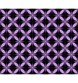 Bright black-and-purple seamless background vector image