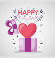 mothers day flowers vector image vector image