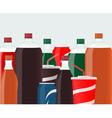 Soda vector image vector image