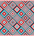 ethnic multicolor tribal seamless pattern vector image vector image