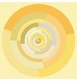 Pastel circles vector image vector image