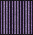 parallel vertical lines banner of purple sequins vector image vector image
