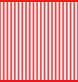 christmas red strips background vector image