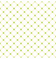 light green polka dots seamless pattern vector image