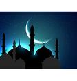 ramadan festival vector image vector image