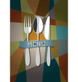 Restaurant card menu design vector | Price: 1 Credit (USD $1)