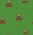 sloths do yoga seamless pattern graphics vector image