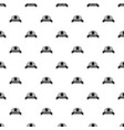 tailor service pattern seamless vector image