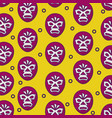 wrestlling masks background vector image vector image