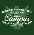 college athletic club damask gryphon background vector image vector image