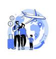 repatriation grant abstract concept vector image vector image