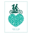 white on green alphabet letters couple on tandem vector image vector image