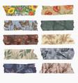 collage scrapbooking diy vintage decor washi tape