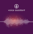 Personal assistant and voice recognition concept