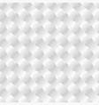 3d jigsaw tile seamless pattern white 002 vector image vector image