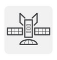 communication equipment icon vector image vector image