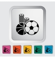 Sport games vector image vector image