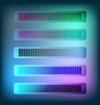 abstract electric battery energy vector image