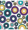 gears wheels design vector image