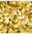 glitter seamless texture admirable gold vector image