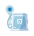 photographic camera professional vector image vector image