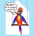 cartoon funny vector image vector image