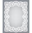 Retro stylish frame vector image vector image