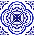tile pattern design vector image vector image