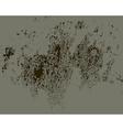 Grunge brown wallcrack and scratch texture