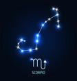 set zodiac sign set zodiac sign vector image vector image