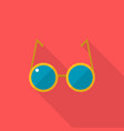 sun glasses icon set of great flat icons with vector image