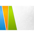 Colourful elegant background vector image vector image