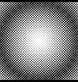 halftone square pattern background template vector image vector image