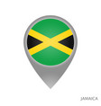 jamaica point vector image