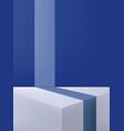 minimal geometric shapes studio shot
