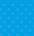 pool pattern seamless blue vector image vector image